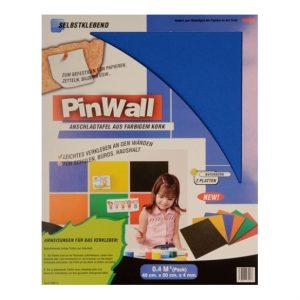 Pinwall blauw