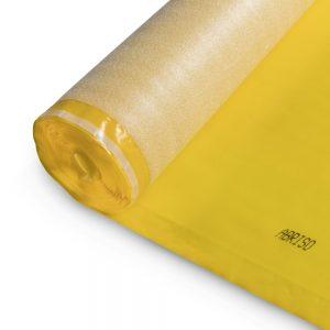 Combi ondervloer met 10 dB geluidsreductie - 15 m2/rol