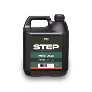 Step Parketlak 2K #6560 Satin